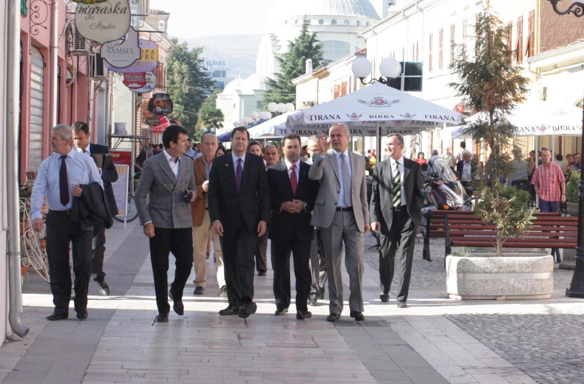 Fondi Shqiptaro-Amerikan i Zhvillimit mbështet biznesin